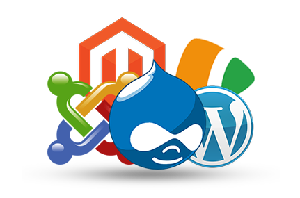 Wordpress Drupal CMS